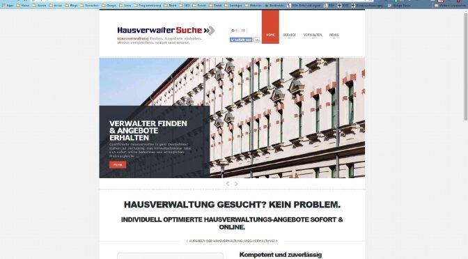Pi mal Daumen kostet eine Hausverwaltung 28 Euro pro Einheit