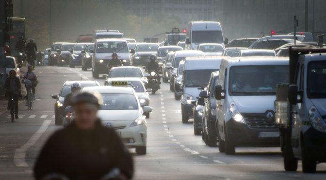 In Köln drohen Fahrverbote für ältere Dieselfahrzeuge